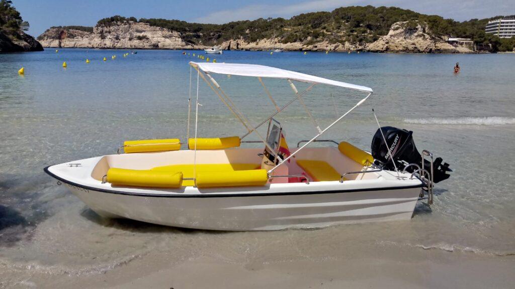 Our Boats Sunboats Menorca Alquiler De Barcos